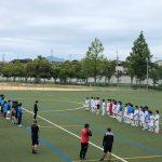 【U-15】練習試合vs芦屋学園FC結果